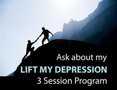 Lift My Depression Hypnosis program